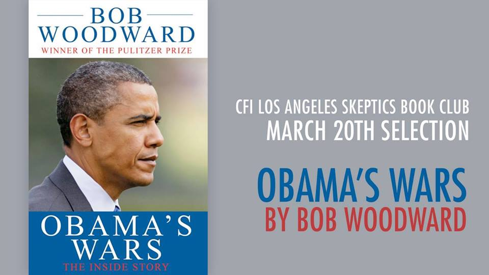 Obama's Wars by Bob Woodward